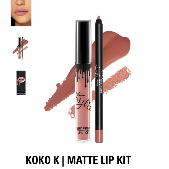 Kylie Cosmetics Other - Kylie Jenner Lip Kit - KOKO K